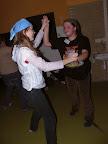 taneční dvojice - zásadně nikdy smíšené