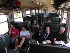Vlaky jsou v Bulharsku velmi levné, obzvláště ty osobní. A hodně si je za ty peníze užijete.