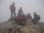 Vrcholové foto - Križ (2410 m n. m.)