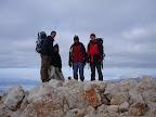 Vrcholové foto Triglav (2864 m n. m.)