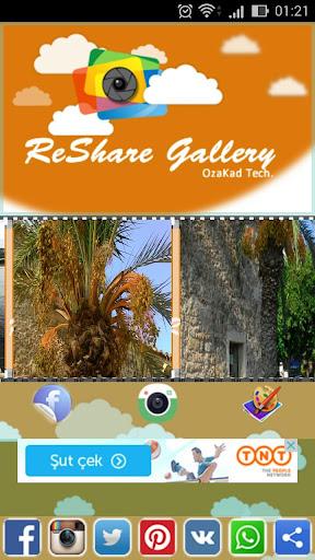 Reshare Gallery