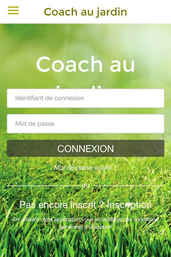 Coach au jardin android apps on google play for Google jardin