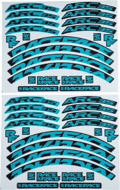 RaceFace Decal Kit for Arc 35 Rims alternate image 2