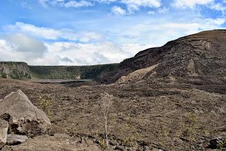 Photo: scendiamo nel cratere