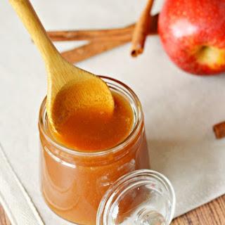 Apple Cinnamon Syrup.