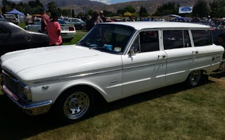 Ford Falcon XP Rent Southland