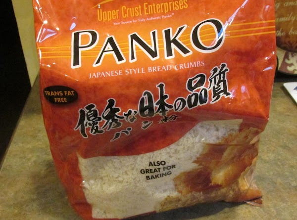 This is my favorite brand of Japanese Bread Crumbs.