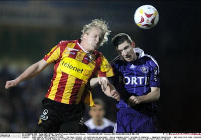 Arnold Kruiswijk (ex-Anderlecht) van Vitesse houdt het na dit seizoen voor bekeken