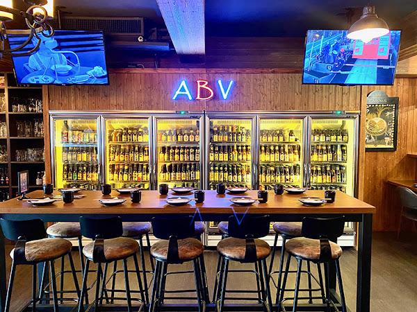 ABV Bar & Kitchen 日式居酒館 新竹關新店