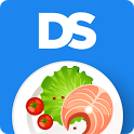 Diet and Health - Lose Weight icon