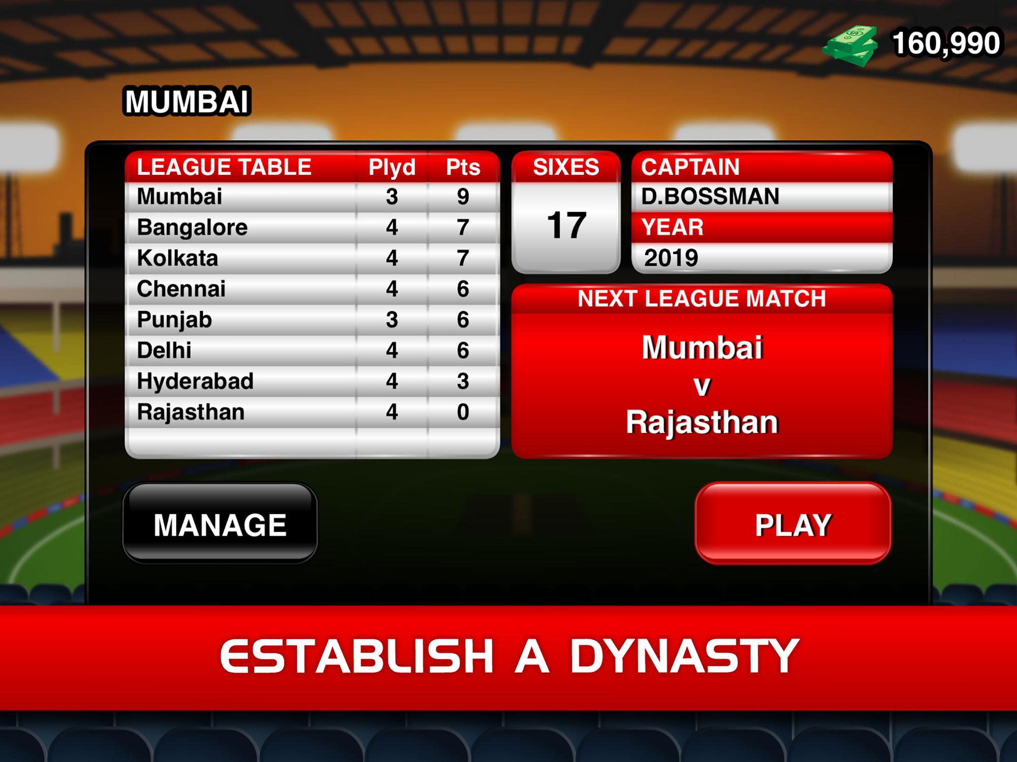 Stick Cricket Premier League screenshot #9