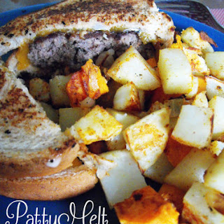Classic Patty Melt (and a Twist Too)