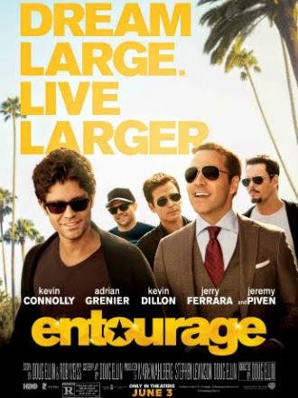 Filme Poster Entourage: Fama e Amizade HDRip XviD & RMVB Legendado