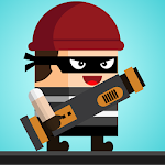 Mad Robber Icon