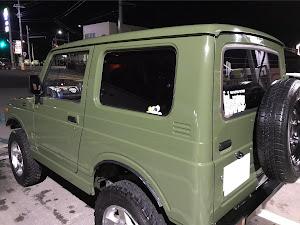 ジムニー JA11V h3年車。足回り公認済みのカスタム事例画像 じぇいえいいちいちさんの2018年10月14日18:32の投稿