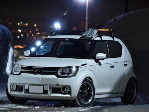 イグニス  MZ 4WDのカスタム事例画像 ぴろさんの2021年01月11日19:43の投稿