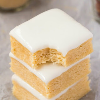 Healthy Blondie Recipes