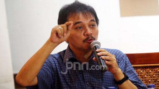 Pernyataan Jokowi Soal Bipang Ambawang, Roy Suryo Merespons Begini - Nasional JPNN.com