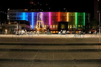 Photo: Fountain Square Downtown Cincinnati