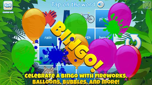 Bingo for Kids android2mod screenshots 7