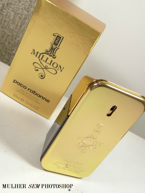 One Million Paco Rabanne - resenha