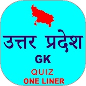 Uttar Pradesh GK In Hindi - Theory, Quiz, OneLiner