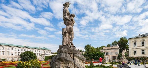 Salzburgo Altstadt
