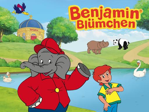 Benjamin Blu00fcmchen Suche&Finde 1.1 screenshots 11