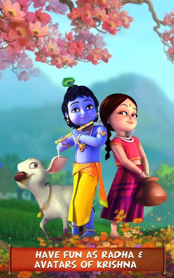 Little Krishna Android Apps On Google Play