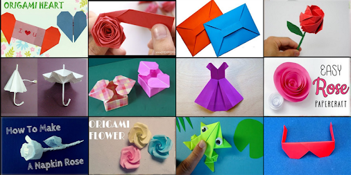Paper Origami 2017 APK screenshot thumbnail 8