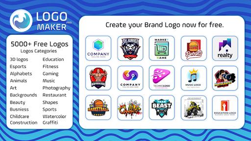 Download Logo Maker Pro Logo Creator Logo Generator On Pc Mac With Appkiwi Apk Downloader