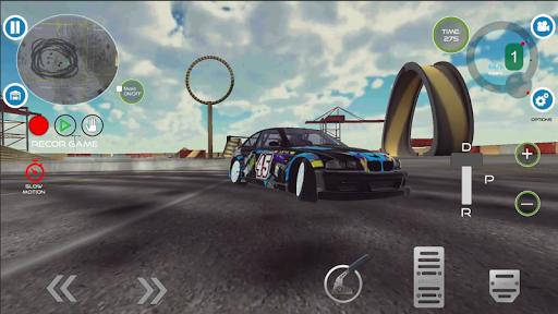 GTR Drift Simulator screenshot 5