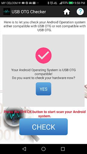 USB OTG Checker 81.0 screenshots 2