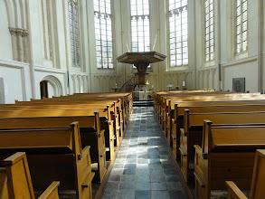 Photo: De sobere Koorkerk