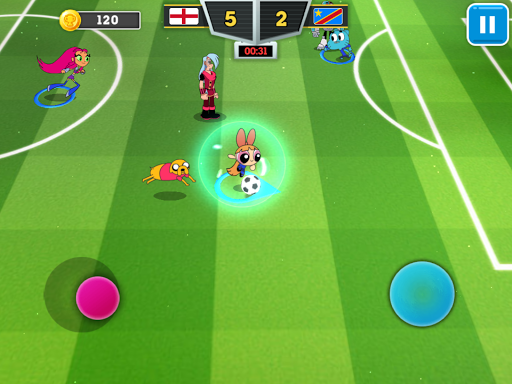 Toon Cup 2018 - Cartoon Network's Football Game 1.2.8 Cheat screenshots 5
