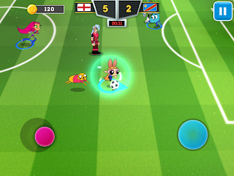Toon Cup 2018 - Cartoon Network's Football Game APK screenshot thumbnail 5