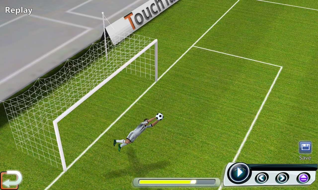 World Soccer League- screenshot
