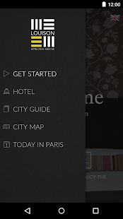 Hotel Louison- screenshot thumbnail