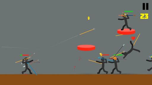 Spearman - Stick Archer - Bow masters 1.3 screenshots 2