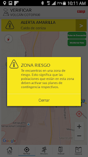 Ecuador Seguro screenshot