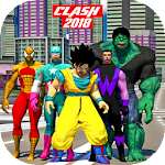 Goku Warriors vs Superheroes Fighter Grand Battle Icon