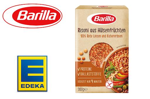 Bild für Cashback-Angebot: Barilla Risoni Rote Linsen und Kichererbsen bei Edeka Nordbayern - Barilla