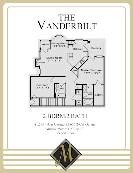 Go to Vanderbilt Floorplan page.