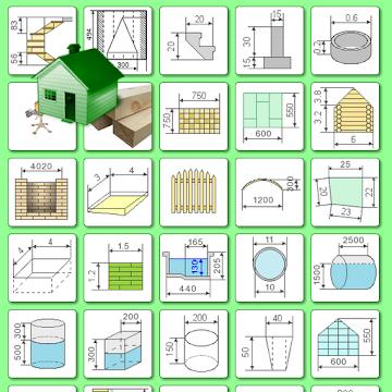 50+ building calculators