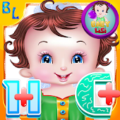 Baby Lisi Hospital Care Game