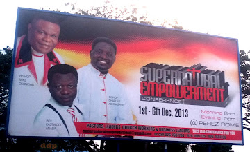 Photo: Supernatural Empowerment Conference
