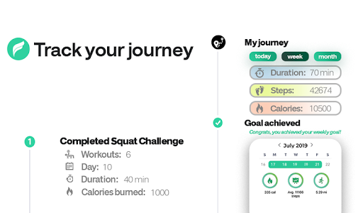 Fitonomy - at Home Workouts and Weight Loss Meals 4.2.6 screenshots 10