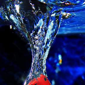 by Adriano Freire - Abstract Water Drops & Splashes