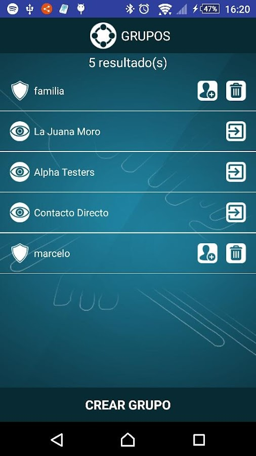 Direct Contact- screenshot