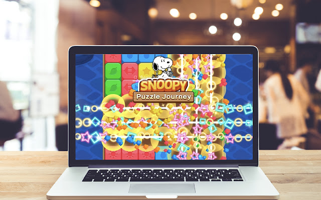 Snoopy Puzzle Journey Wallpapers Game Theme